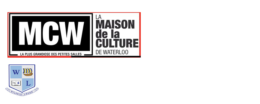 Programmation de la Maison de la culture de Waterloo